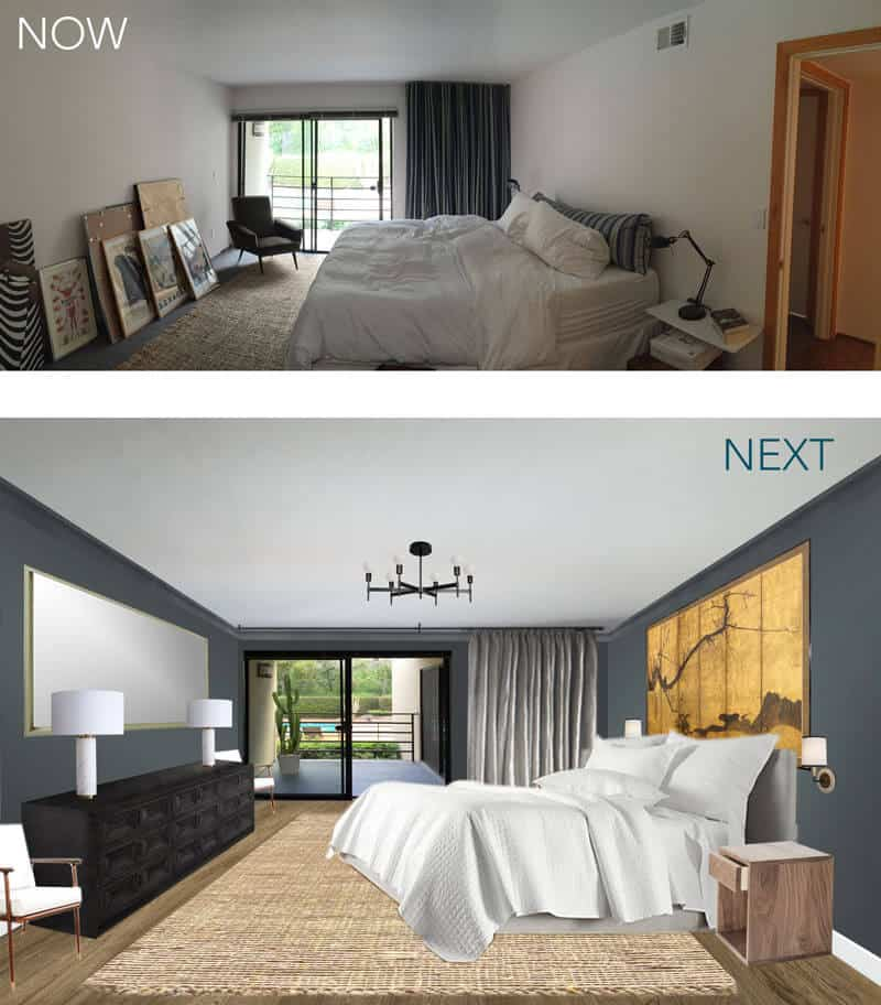 bedroom-before-after