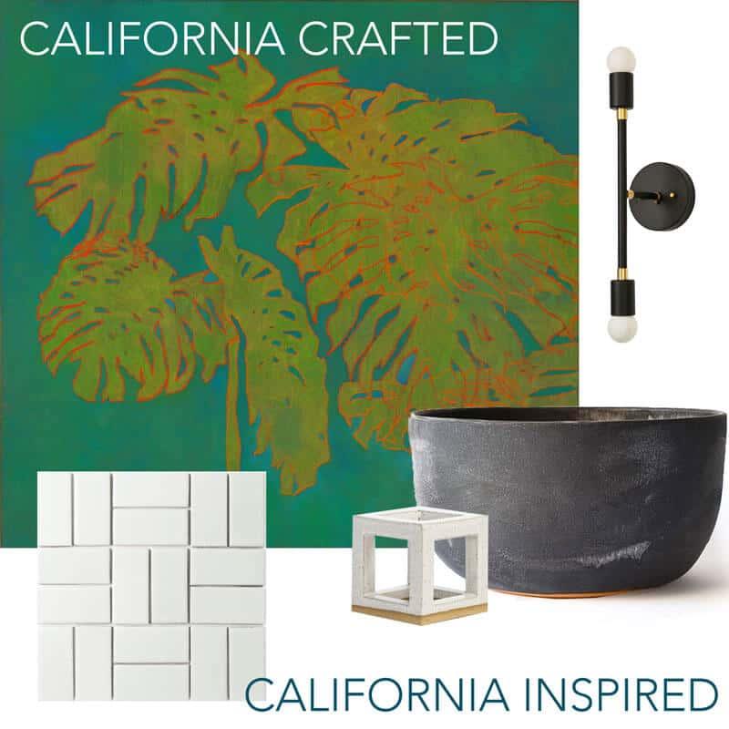 california-inspired