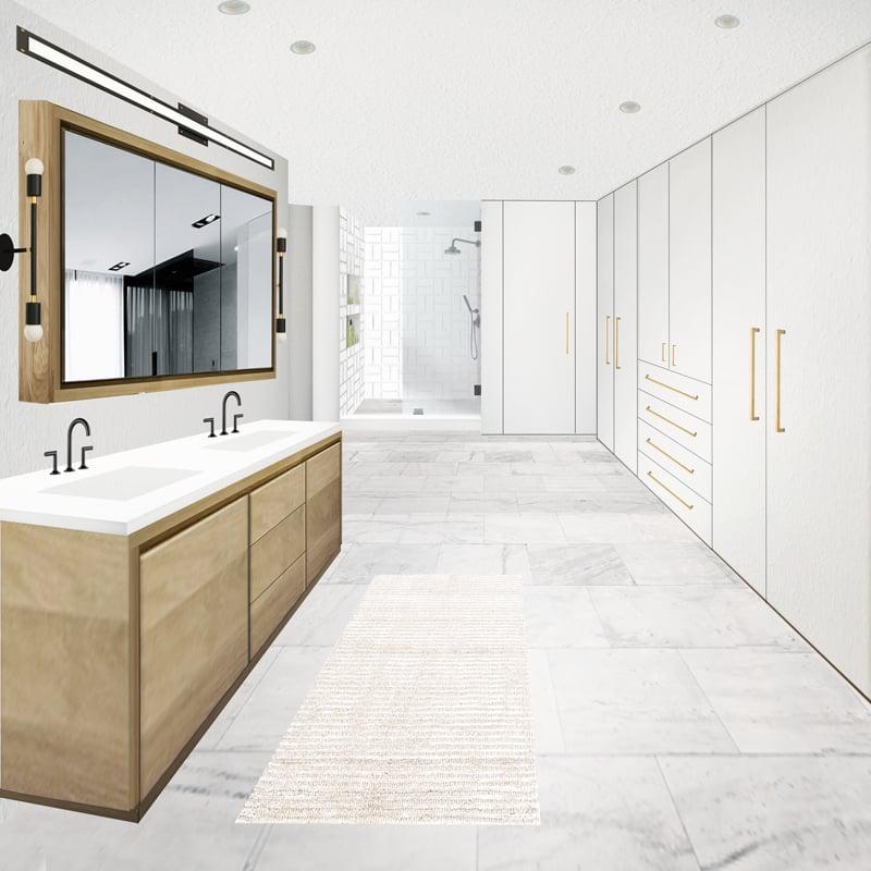 edouard-masterbath-cabinetry-lighting