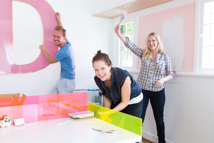 Bando_Office_Painting_Rad_Sign_Progress