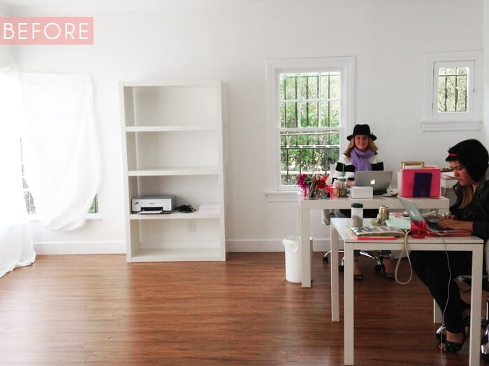 Bando_Office_Wall_Before