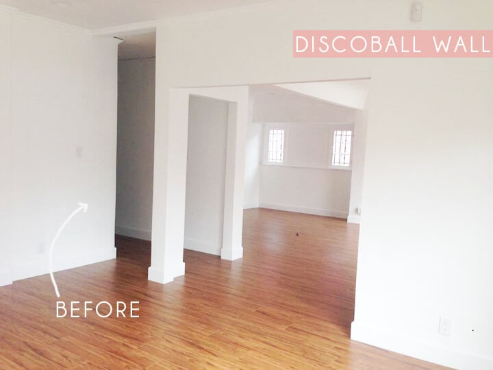 Before_Discoball_Wall