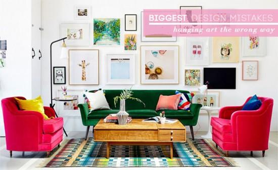 Design Mistakes_Art hung the wrong way_header pink
