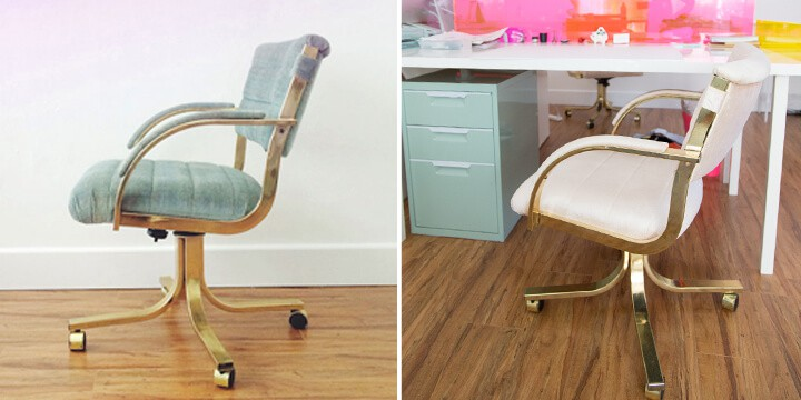 Vintage_Brass_Office_Chairs