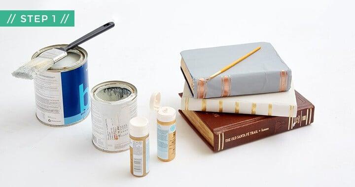 DIY_Book Bookends_Easy_Modern_Header_step 1