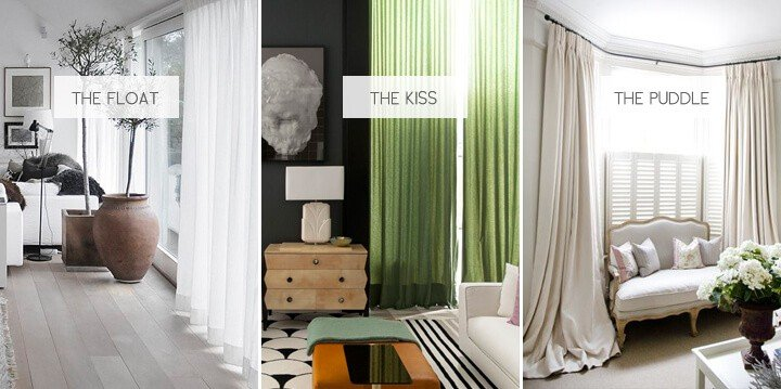Emily Henderson_Design Mistakes_Ways curtains can hang
