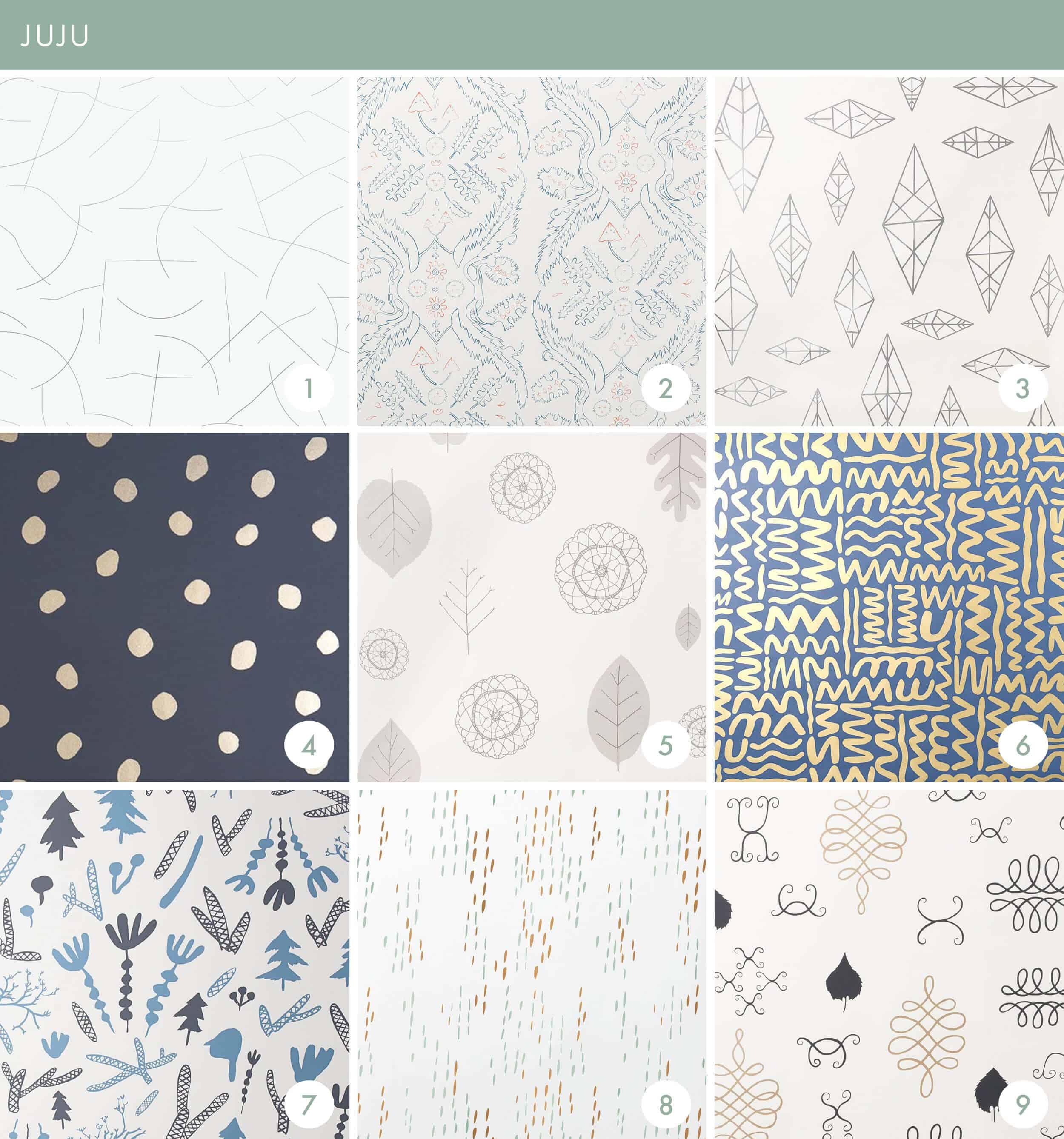 Emily Henderson Online Wallpaper Roundup Juju