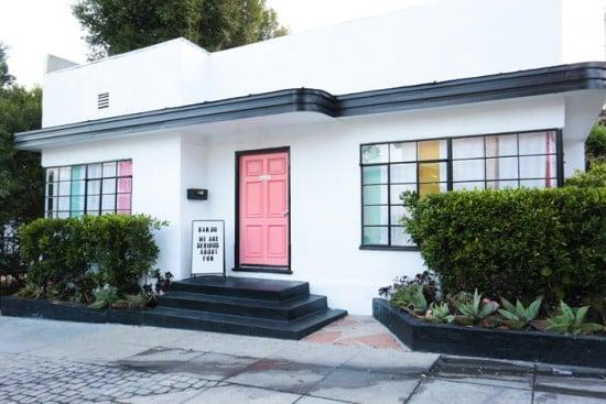 Emily_Henderson_Refinery_29_Bando_Pink_Front_Door