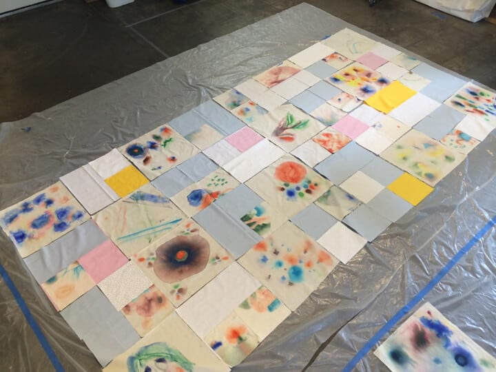 Laying_Out_A_Quilt