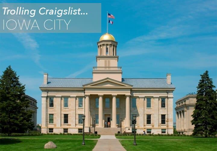 Trolling Craigslist... Iowa City! - Emily Henderson