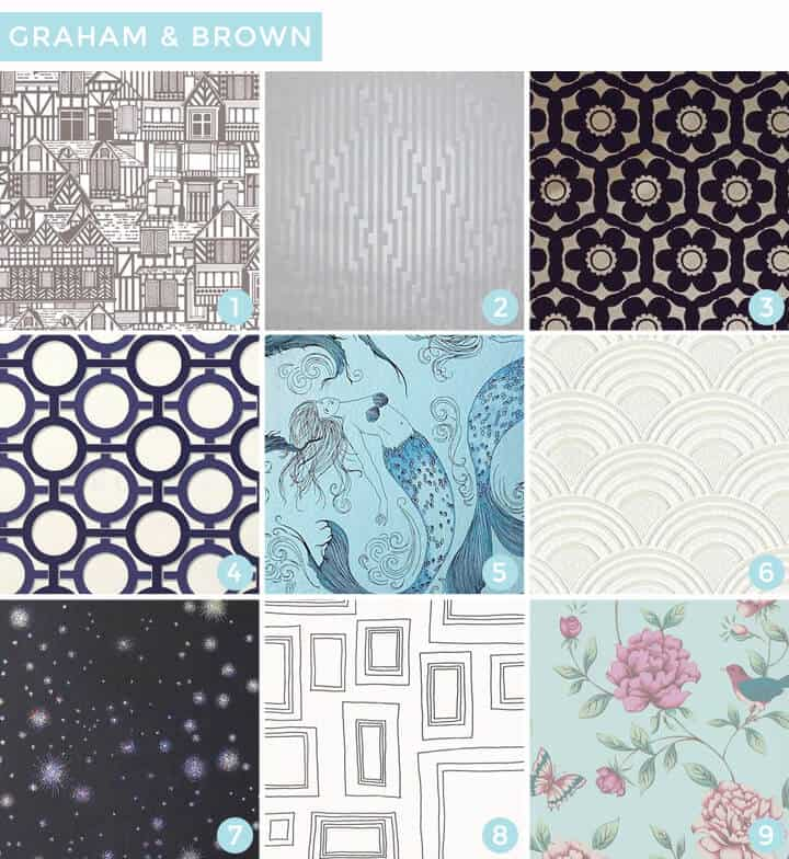 Wallpaper Roundup_Graham_And_Brown