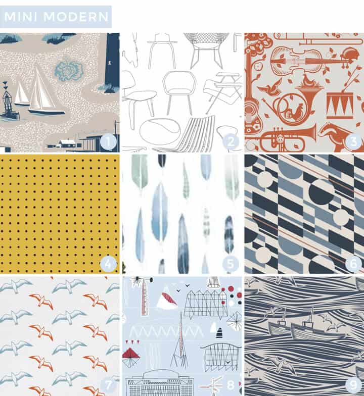 wallpaper roundup_mini_modern charming wallpaper office 2 modern
