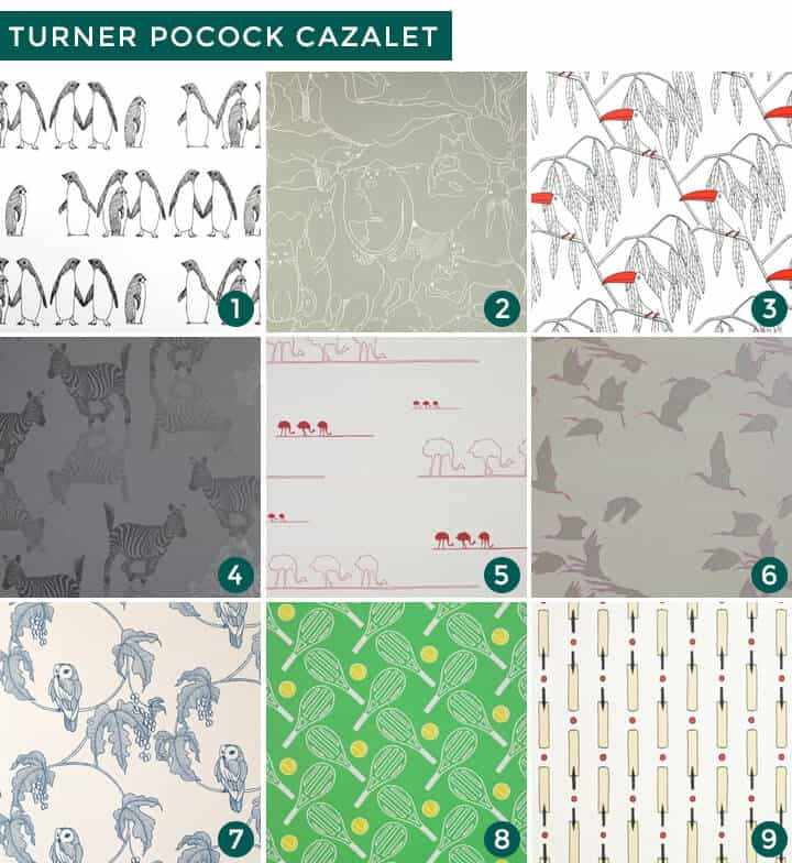 Wallpaper Roundup_Turner Pocock Cazalet