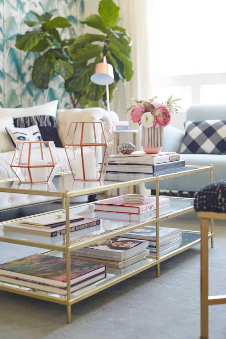 Brass_Gold_Pink_Green_Living_Room_Details