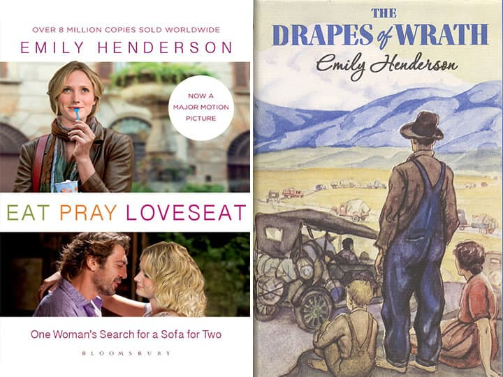 Emily Henderson_Book Spoof Covers_2