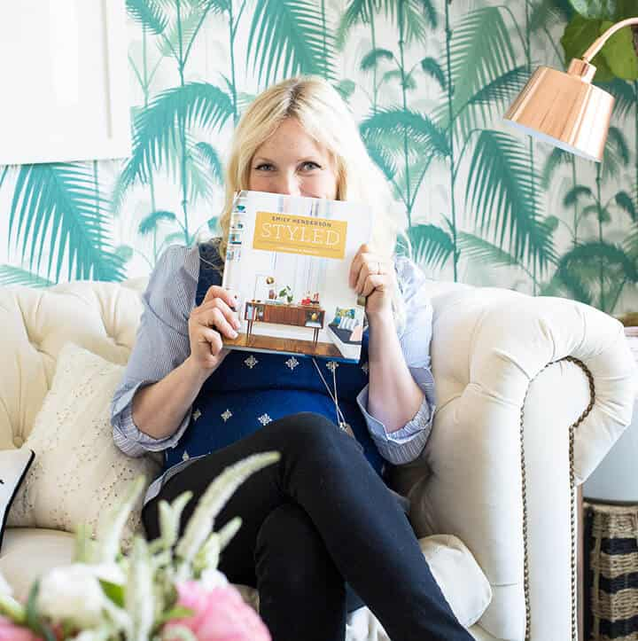 Emily Holding Styled Book 1