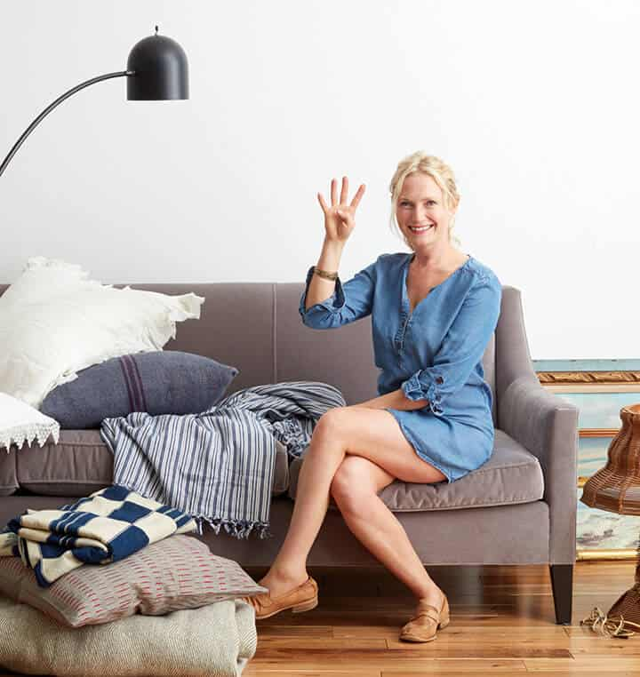 1 Sofa 4 Ways_Redbook_DIY_Styled Book_Emily Henderson_Sofa 1