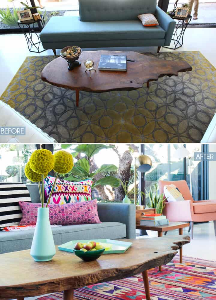 How_To_Style_A_Mid_Century_Coffee_Table