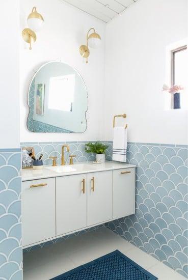 Master_Bathroom_Mid_Century_Blue_Emily_Henderson