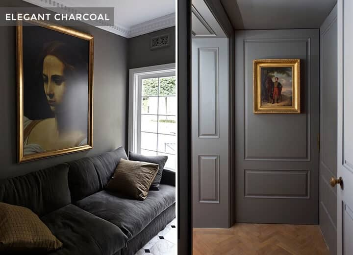 Brady Picks Out A Grey_Best Grey Paints_Elegant Charcoal
