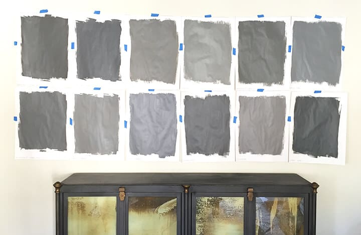 Brady Picks Out A Grey_Best Grey Paints_Living Room_Paint Colors 2