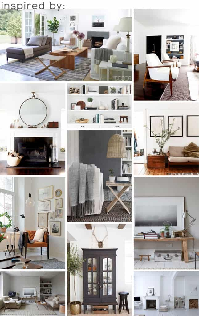 GINNY MACDONALD LIVING ROOM INSPIRATION