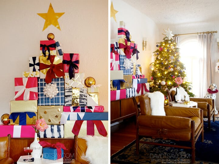 Pink_Navy_Christmas_Decor_Emily_Henderson