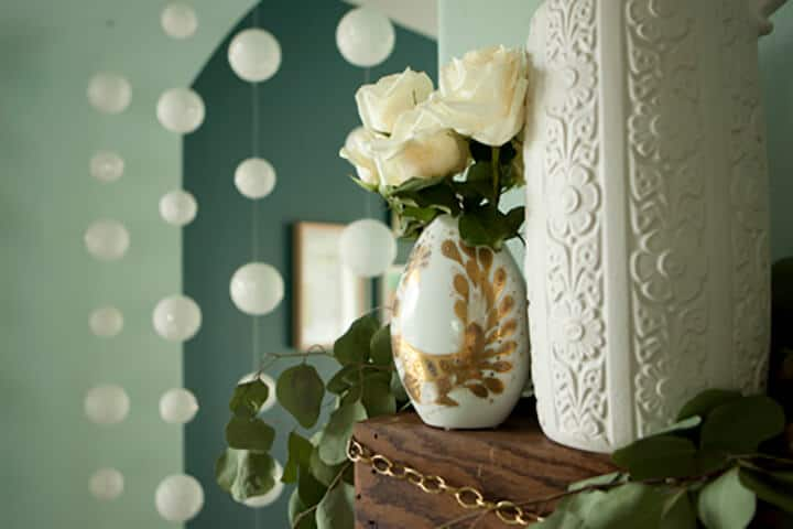 Secrets-From-A-Stylist_Emily-Henderson_Blue_Teal_Gold_Green_Holiday_Decorations2