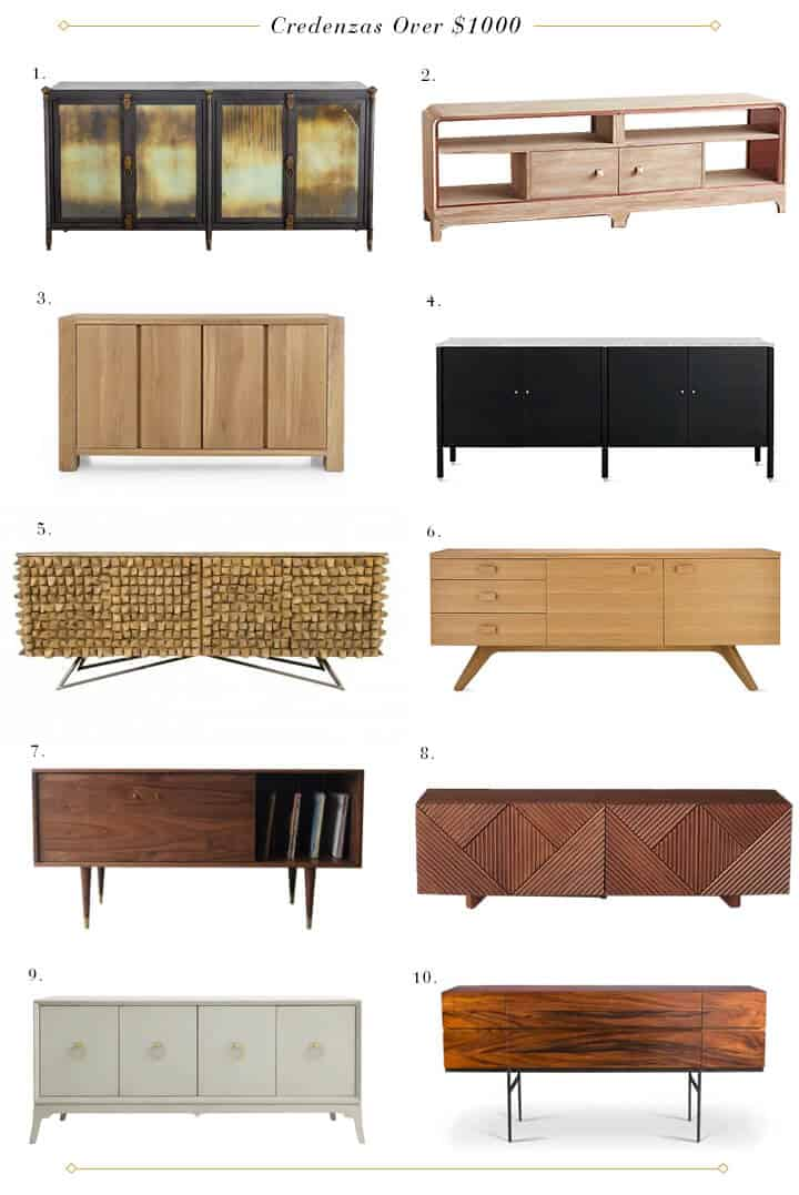 Brady Picks A Credenza_Get_The_Look_Dream