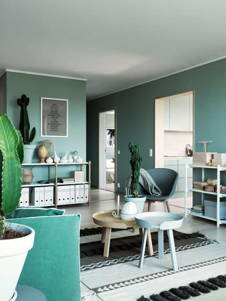 Color Trends 2016_Greens_Shades of Green