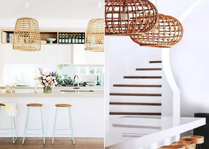 Kitchen Trends_Emily Henderson_Basket Light Pendant