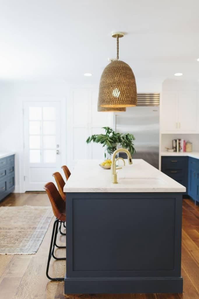 Kitchen Trends_Emily Henderson_Basket Light Pendant1