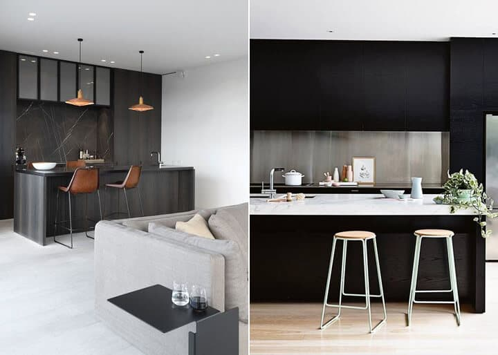 Kitchen Trends_Emily Henderson_Black
