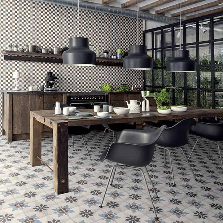 Kitchen Trends_Emily Henderson_Flooring_Cement Tiles1