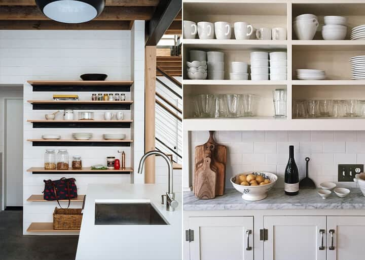 Kitchen Trends_Emily Henderson_Open Shelving1