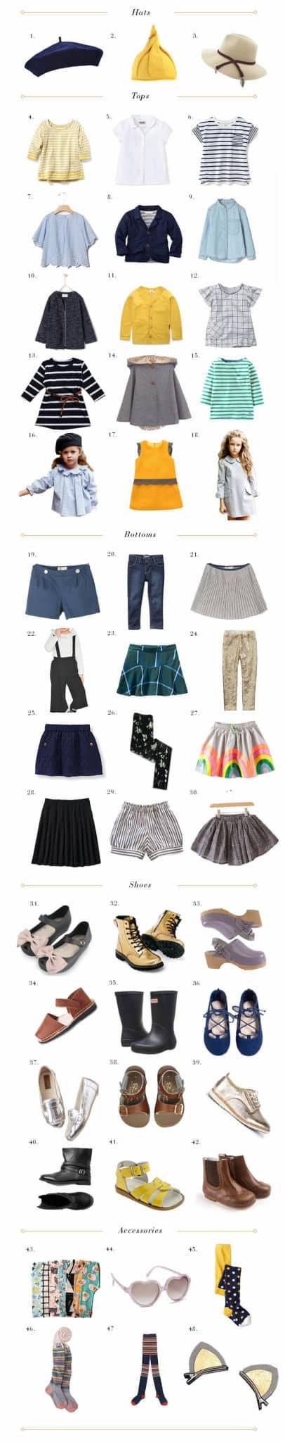 Corbett Fashion_Girls_Grid