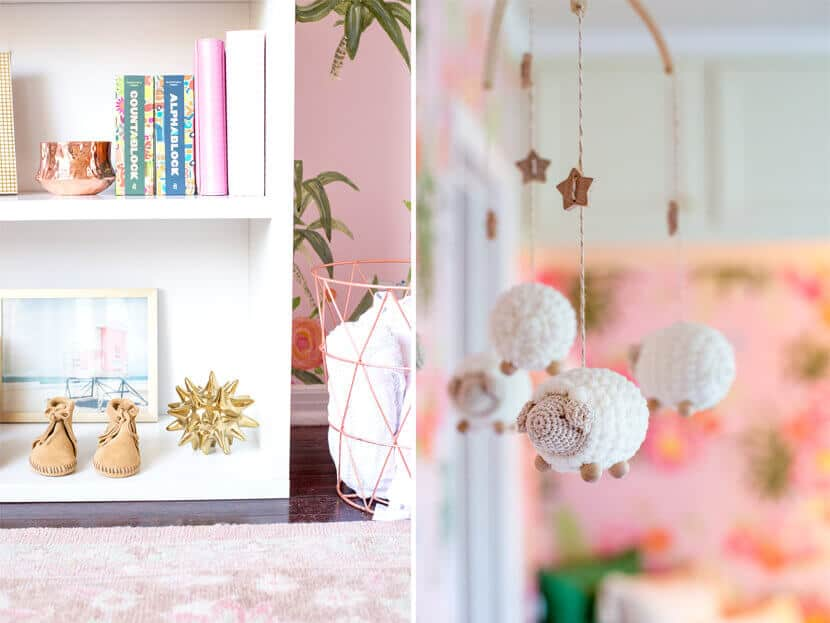 Emily Henderson Little Girls Nursery Makeover