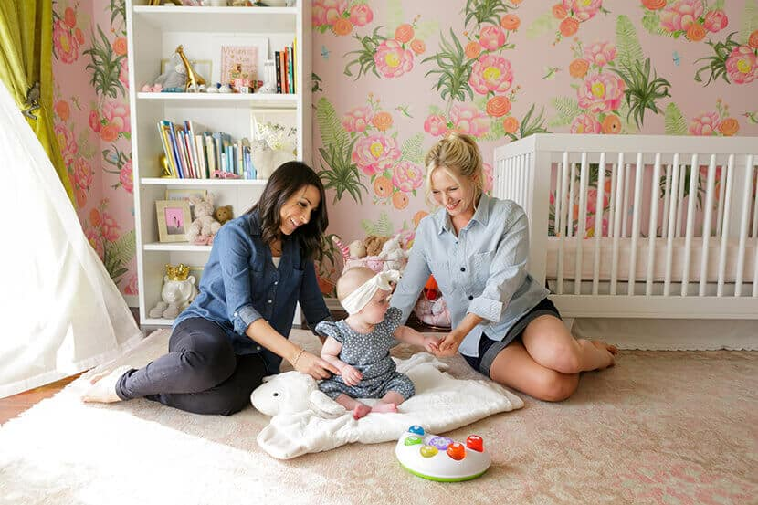 Emily Henderson Sara Sugarman Nursery