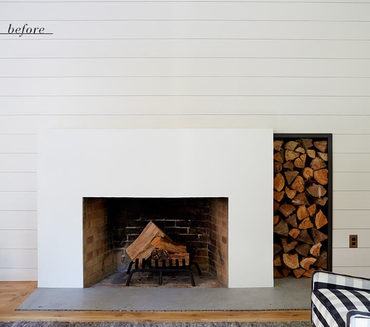 Fireplace_Mantel_Styling_Emily_Henderson_Before