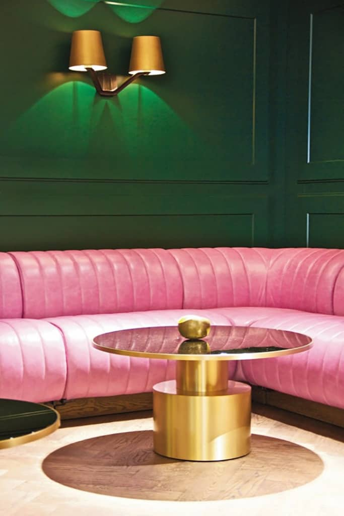 Pink_Leather_Custom_Couch