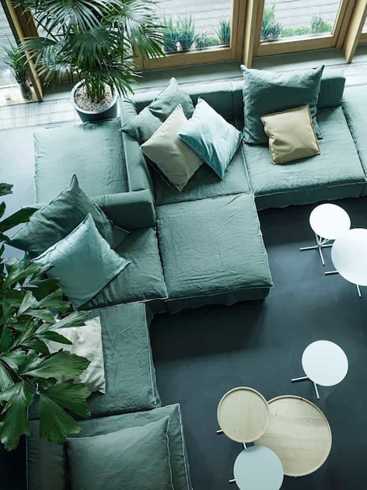 Teal_Tropical_Zen_Living_Room