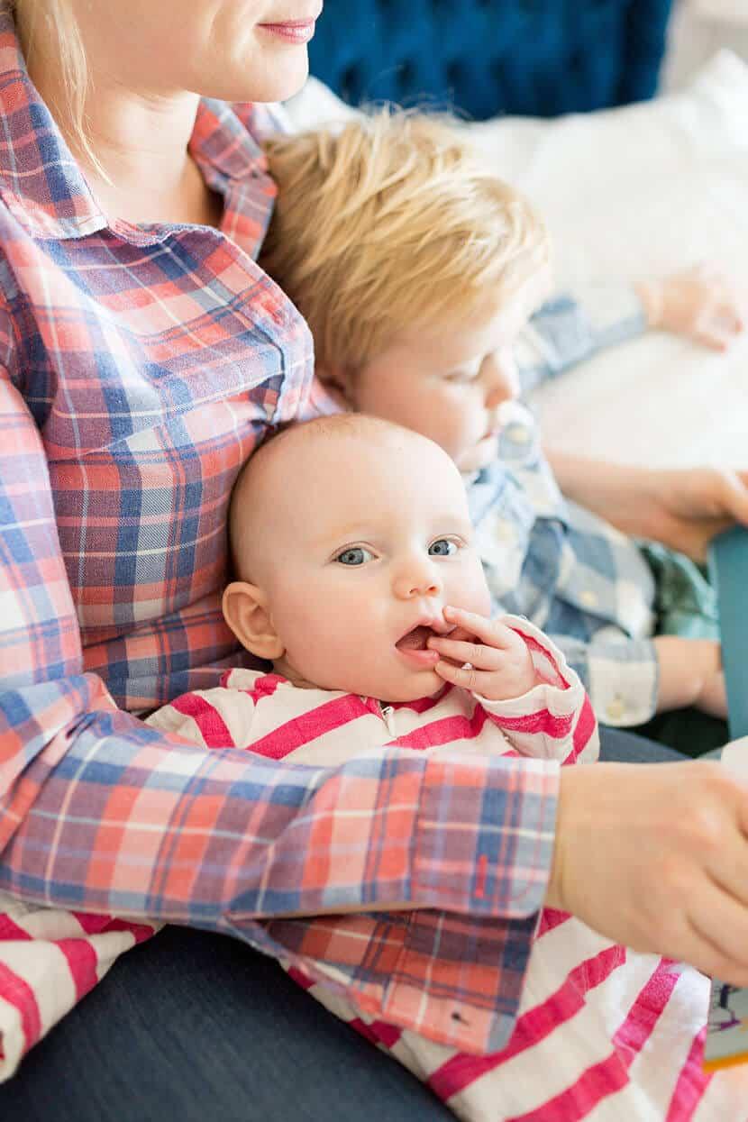 Emily Henderson Children Family