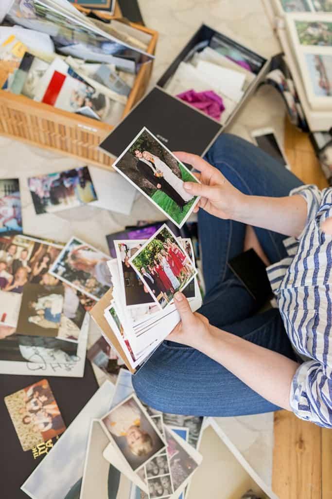 Emily Henderson Family Photos Legacy Box