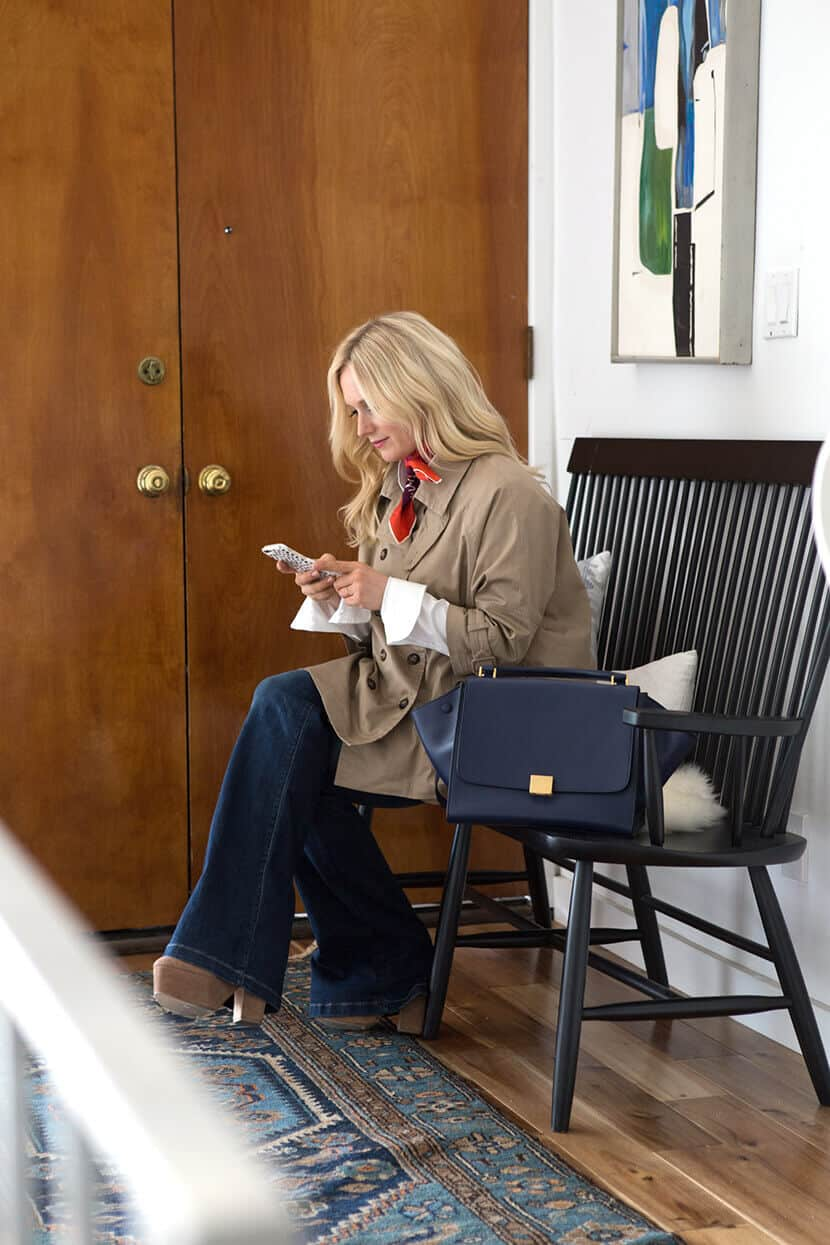 Emily Henderson Fashion Post Purse