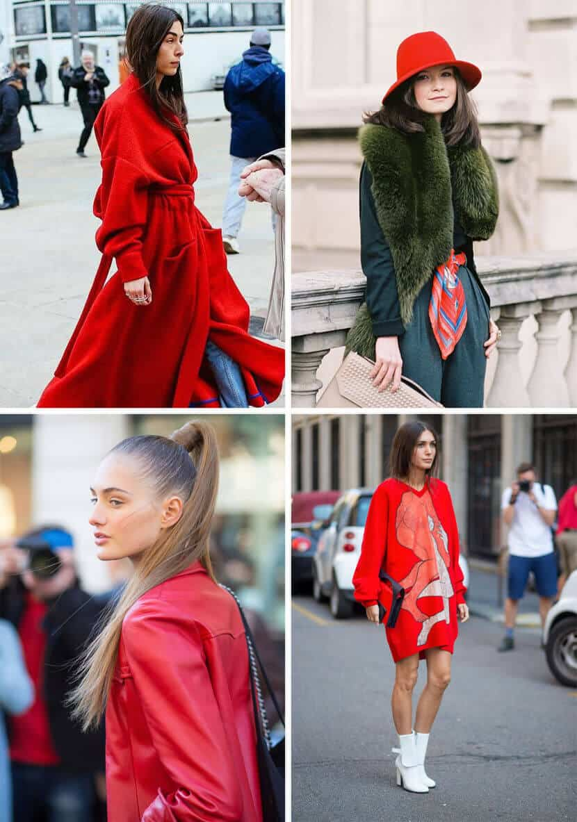 Fiesta Red Fashion