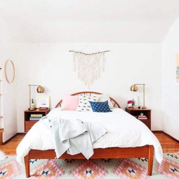 Sara Tramp Childhood Bedroom Makeover