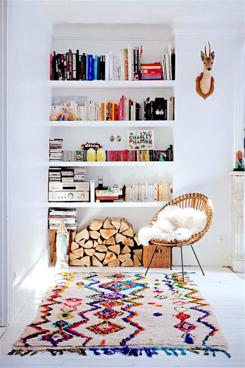 Best Shag Rug Roundup Patterned Solid Moroccan 3