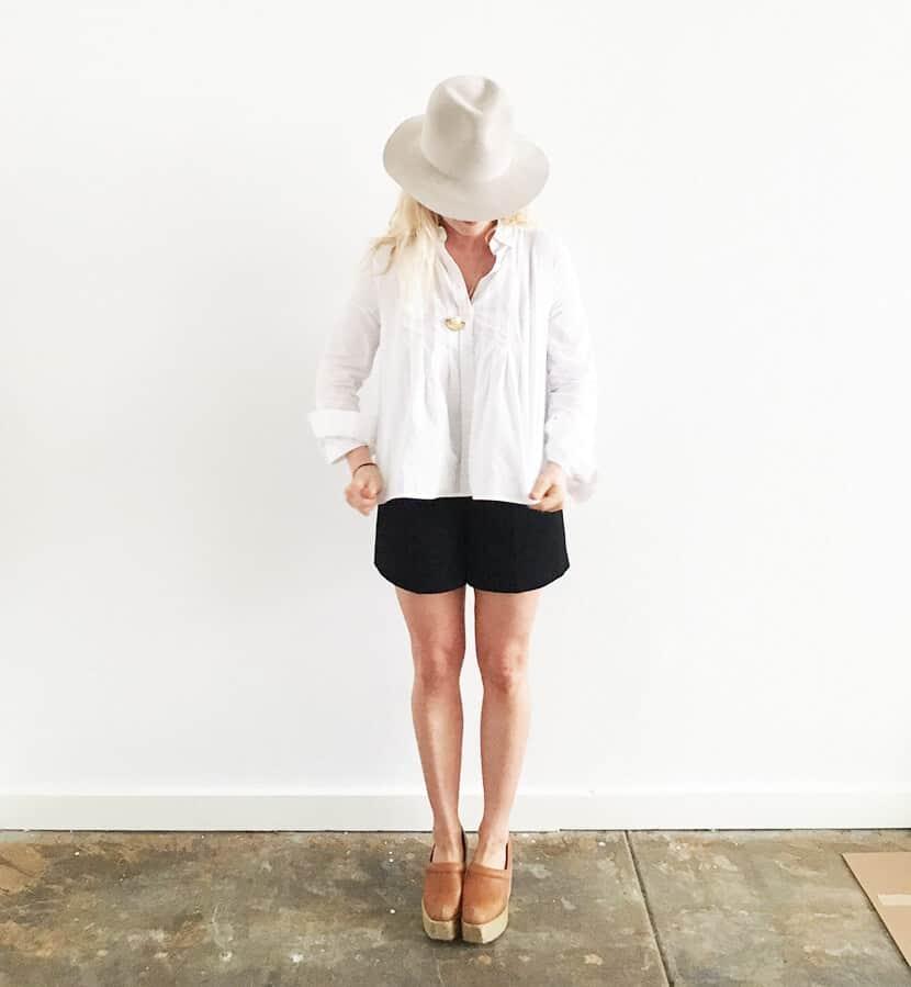 Emily Henderson What I Wore Fashion Clothing2