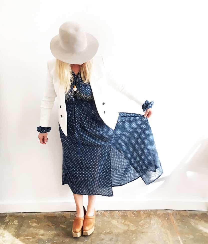 Emily Henderson What I Wore Fashion Clothing5