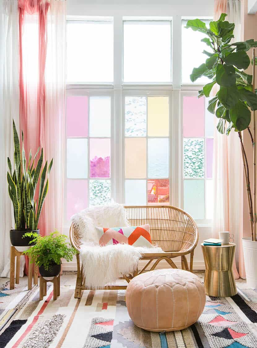 How We Transformed Our Studio Windows in One Hour | Emily Henderson ...